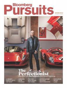 Bloomburg Pursuits Magazine
