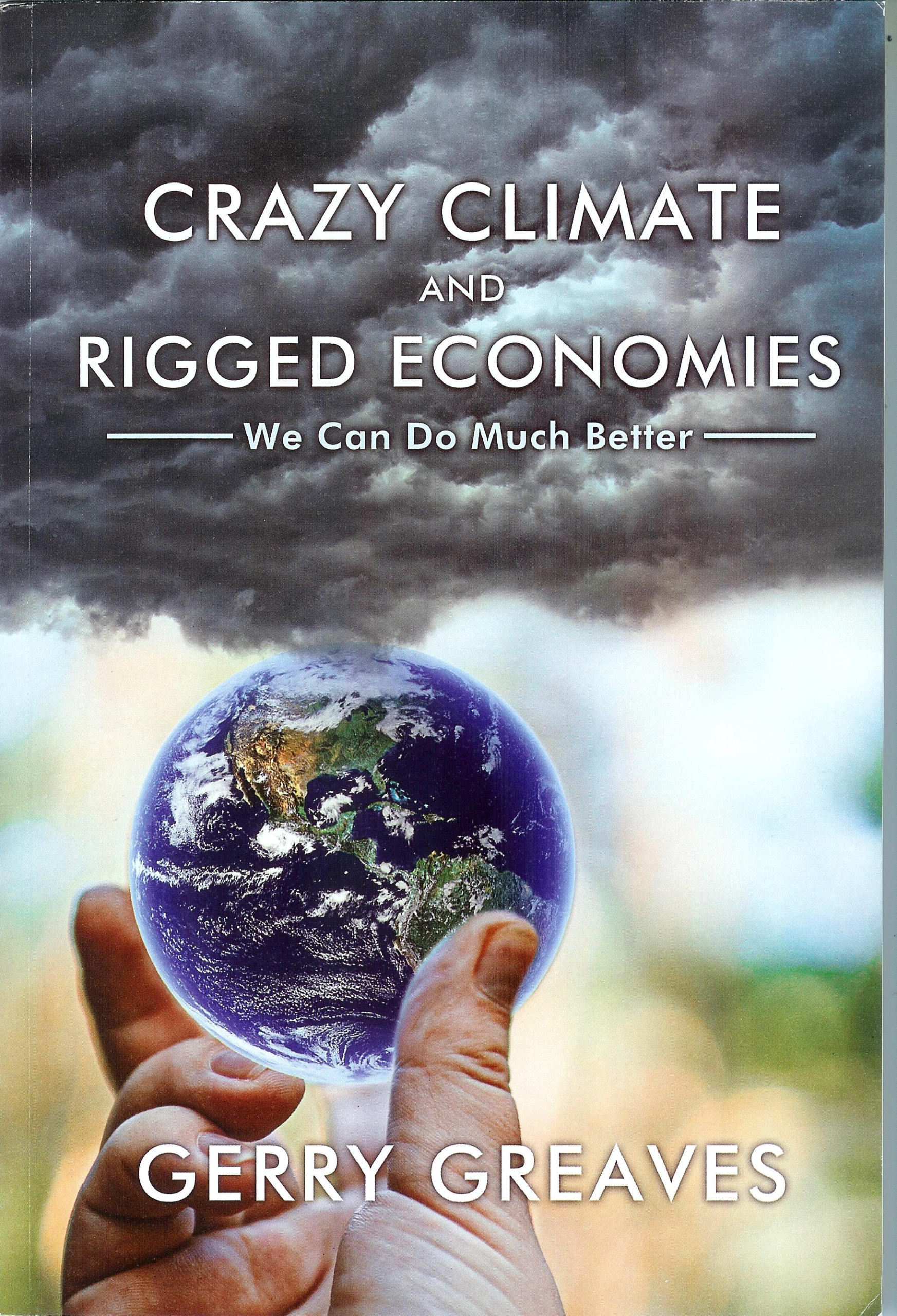 Crazy Climate Front cover