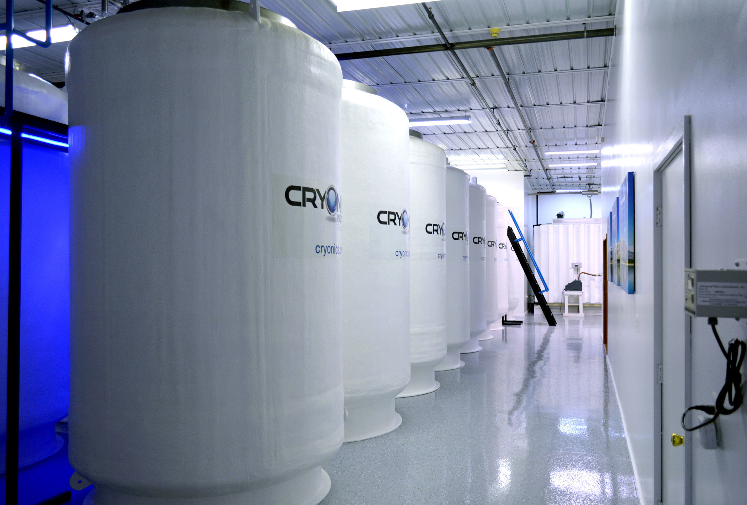 Cryonics Institute