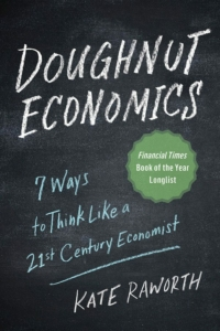 Cover of the book Doughnut Economics by Kate Raworth