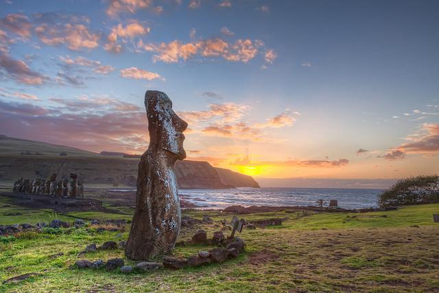 Easter Island - Christian Bobadilla