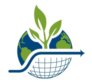 CASSE's logo depicting the steady state economy, the sustainable alternative to growth.