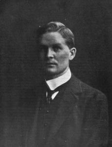 Portrait of Frederick Soddy, dualist