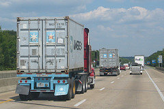 Freight Trucks - futureatlas dot com