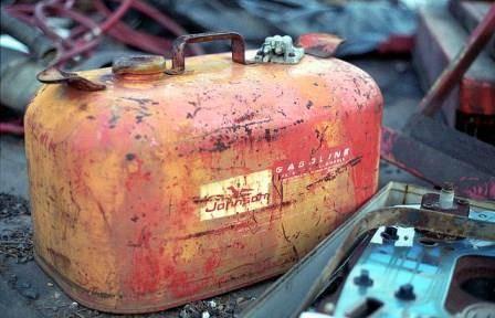 Gas Can - Bryan Costin