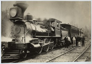 Locomotive.SMU, Central Univ. Libraries, DeGolyer Library