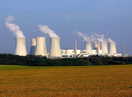 Nuclear power plant and Planet of the Humans