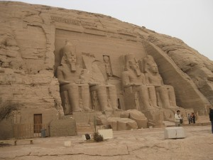 The Temple to Ramesses II at Abu Simbel (II)