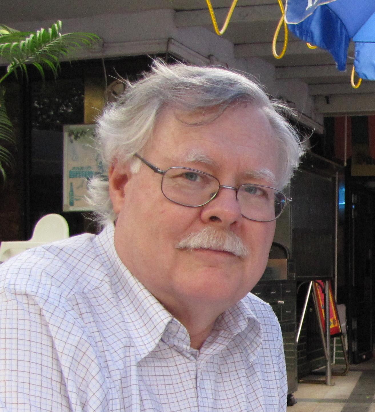Headshot of Robert Coish