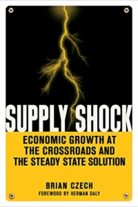 Cover of Supply Shock by Brian Czech, #1 on the CASSE recommended reading list.
