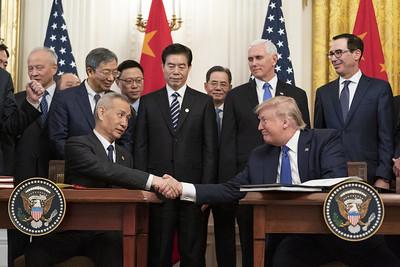 Trump and China