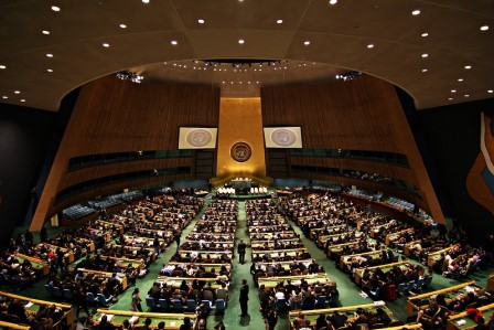 United Nations generally assembly