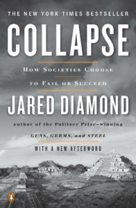 C1 cover of Collapse by Jared Diamond