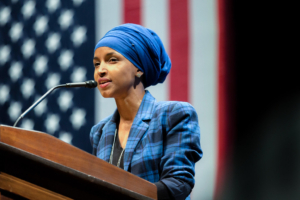 Ilhan Omar speaks about GPI bill.