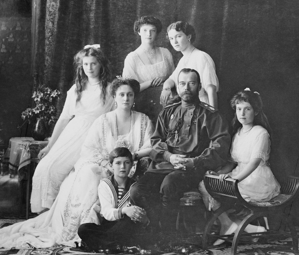Romanov and totalism