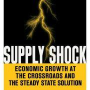 Supply Shock - Economic Growth at the Crossroads and the Steady State Solution