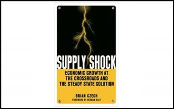Supply Shock: Read the tour de force for a steady state economy.